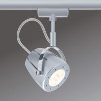 LED-kiskovalaisin Paulmann URail Mega Ø 70x165 mm mattakromi