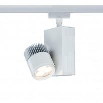 LED-kiskovalaisin Paulmann URail TecLed 105x160x85 mm valkoinen