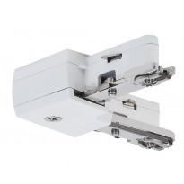 Liitin Paulmann suorakulma URail L-Connector 29x29 mm valkoinen