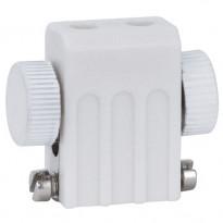 Lamppukannatin Paulmann GX5.3 12V 50W valkoinen vaijerijärjestelmään