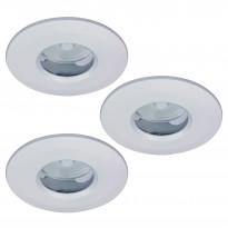 Alasvalosarja Premium LED 3x4W, 51mm, valkoinen