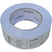 Alumiiniteippi Tycroc, 50 m x 45mm, 40 mikrometriä