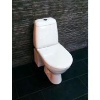 WC-istuin, Tecma, silppuripumpulla