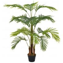 Tekokasvi palmu ruukulla vihreä 120 cm