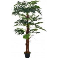 Tekokasvi palmu ruukulla vihreä 165 cm