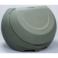 Hiekka-astia UK-Muovi Greeny 120 l, vihreä
