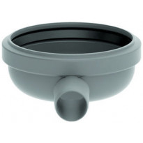 Viemärikaivo kulma 2301 vaaka 32mm ilman vesilukkoa Unidrain