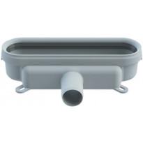 Viemärikaivo 1311 vaaka 32mm ilman vesilukkoa Unidrain