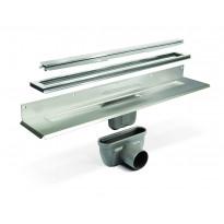 Unidrain Linjalattiakaivo Valmispaketti HighLine 900mm