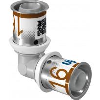 Puristuskulma Uponor S-Press Plus, PPSU, 16-16mm