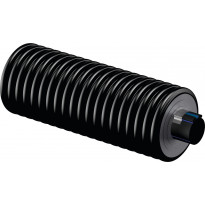 Kylmävesiputki Uponor Ecoflex Supra PLUS, kaksi kaapelia, 50x4.6/175mm, 2x10W/m