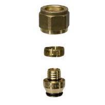 Liitin Vario Euro-Cone 3/4 17 mm