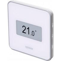 Termostaatti Uponor Smatrix Wave Style, T-169, valkoinen