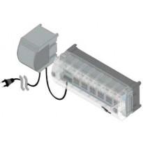 Kytkentärima muuntajalla 230/24V