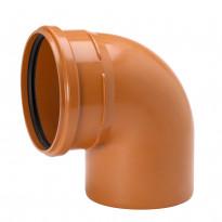 Maaviemärin kulmayhde PVC 200x88,5°