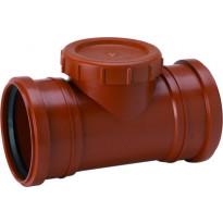 Maaviemärin puhdistusyhde PVC 200 mm