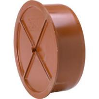 Maaviemärin tulppa PVC 400 mm