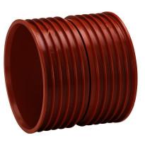 Kaksoismuhvi 160 mm SN8