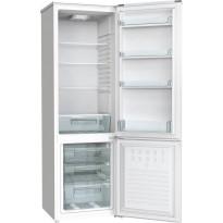 Jääkaappipakastin Upo RF55281, 55cm, valkoinen