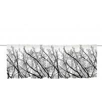 Verhokappa Vallila Pihapuut, 60x250cm, harmaa