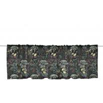 Verhokappa Vallila Kutikula, 60x250cm, musta