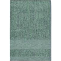 Kylpypyyhe Vallila Marmori, 70x140cm, vihreä