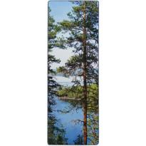 Matto Vallila Pielinen, 80x230cm, sininen/vihreä