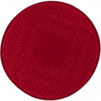Matto Vallila Tuisku, Ø80cm, punainen
