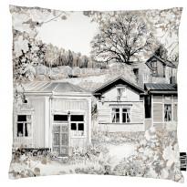Tyynynpäällinen Vallila Kokkola, 43x43cm, beige