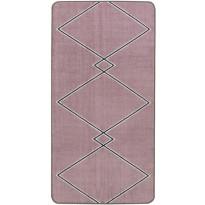 Matto Vallila Visti, 80x160cm, vaaleanpunainen/roosa