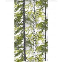 Pimennysverho Vallila Retriitti, 140x250cm, vihreä