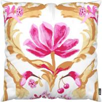 Tyynynpäällinen Vallila Kirsikkalintu, 43x43cm, roosa
