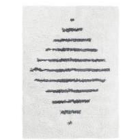 Matto Vallila Mehiläispesä, 160x230cm, valkoinen