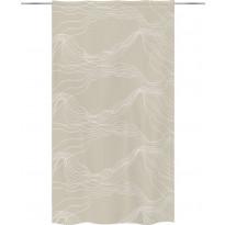 Pimennysverho Vallila Myrsky, 140x250cm, beige