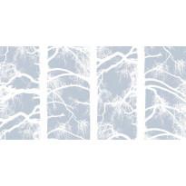 Kylpypyyhe Vallila Kelohonka, 70x140cm, sininen