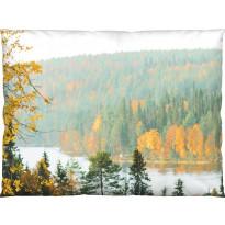 Tyynyliina Vallila Jänkä, 50x60cm, keltainen