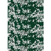 Vahaliina Vallila Lehtisade, 145x250cm, vihreä