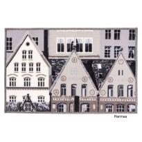 Käytävämatto Bergen 50x80cm, eri värivaihtoehtoja