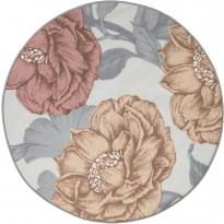 Matto Vallila Vintage Flower, Ø133cm, puuteri