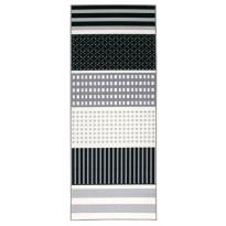 Käytävämatto Vallila Sakari 250x80cm, harmaa