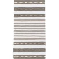 Käytävämatto Vallila, Kauhava, 80x150cm, hiekka valkoinen