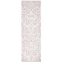 Käytävämatto Vallila, Vihkivala, 68x220cm, rosa