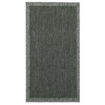 Käytävämatto Vallila Mutteri 200x80cm, mustaharmaa