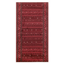 Käytävämatto Vallila Sofia 230x80cm, punainen
