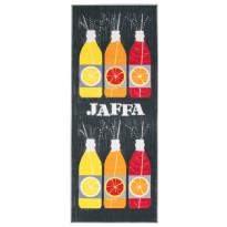 Käytävämatto Vallila Jaffa 200x80cm, harmaa