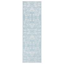 Käytävämatto Vallila Kaino 220x68cm, sininen