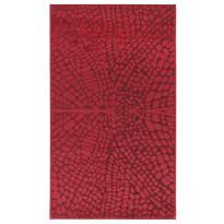 Käytävämatto Vallila Perhonen 110x68cm, punainen