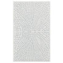 Käytävämatto Vallila Perhonen 110x68cm, harmaa