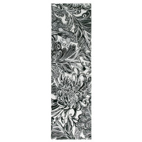 Käytävämatto Vallila Viidakko 220x68cm, musta