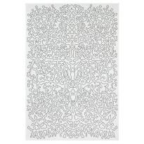 Matto Vallila Juuri 230x160cm, valkoinen